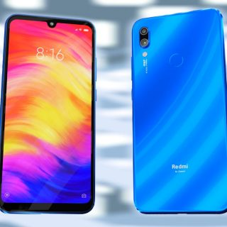 Сравнение Xiaomi Redmi Note 7 и Note