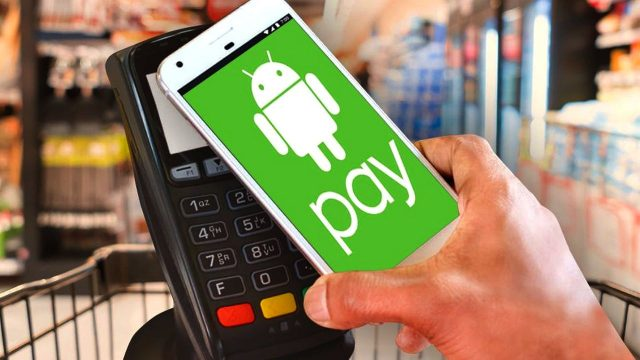 Как настроить Android Pay