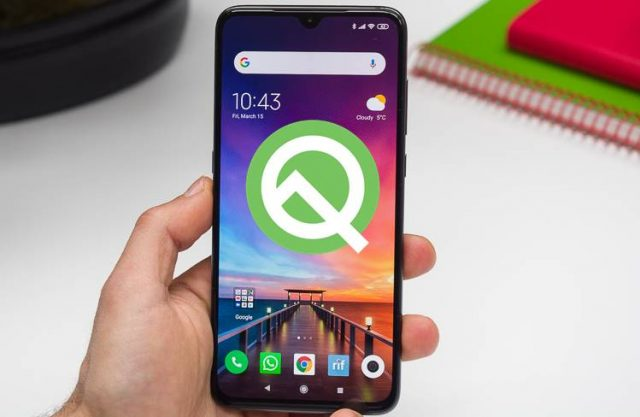 Android Q (10) Beta