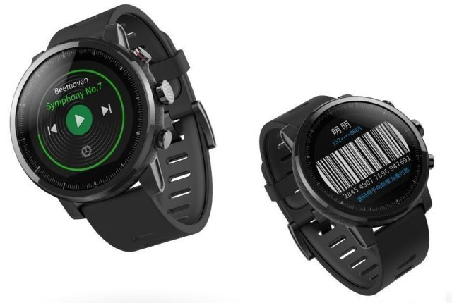 Amazfit Stratos Smart Sport Watch 2