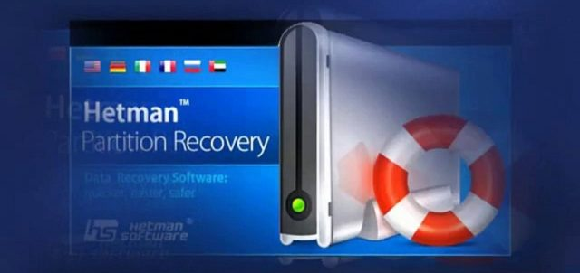 Программа: Hetman Partition Recovery