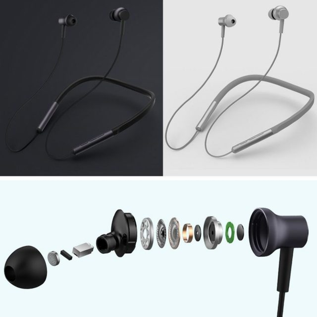 Xiaomi Mi Bluetooth Collar Earphones